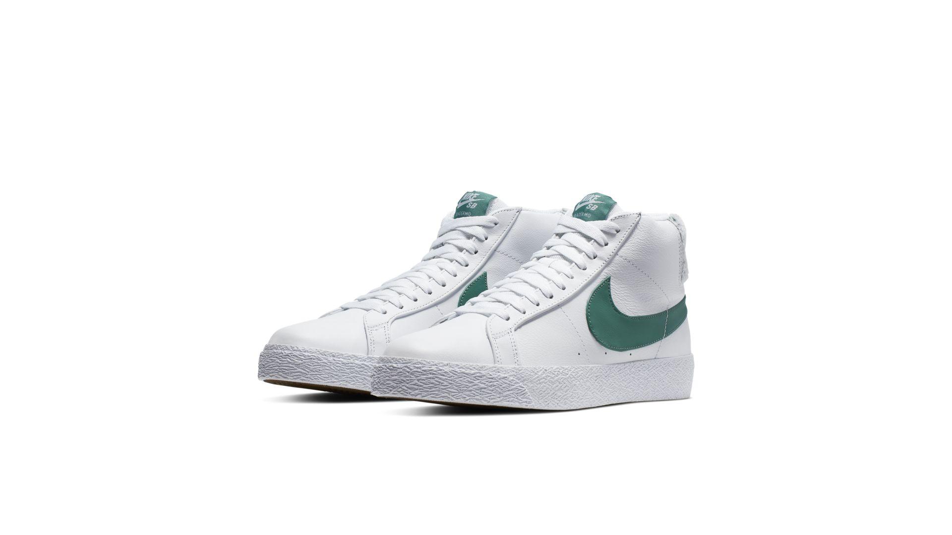 Nike SB Zoom Blazer Mid White Bicoastal (CJ6983-100)