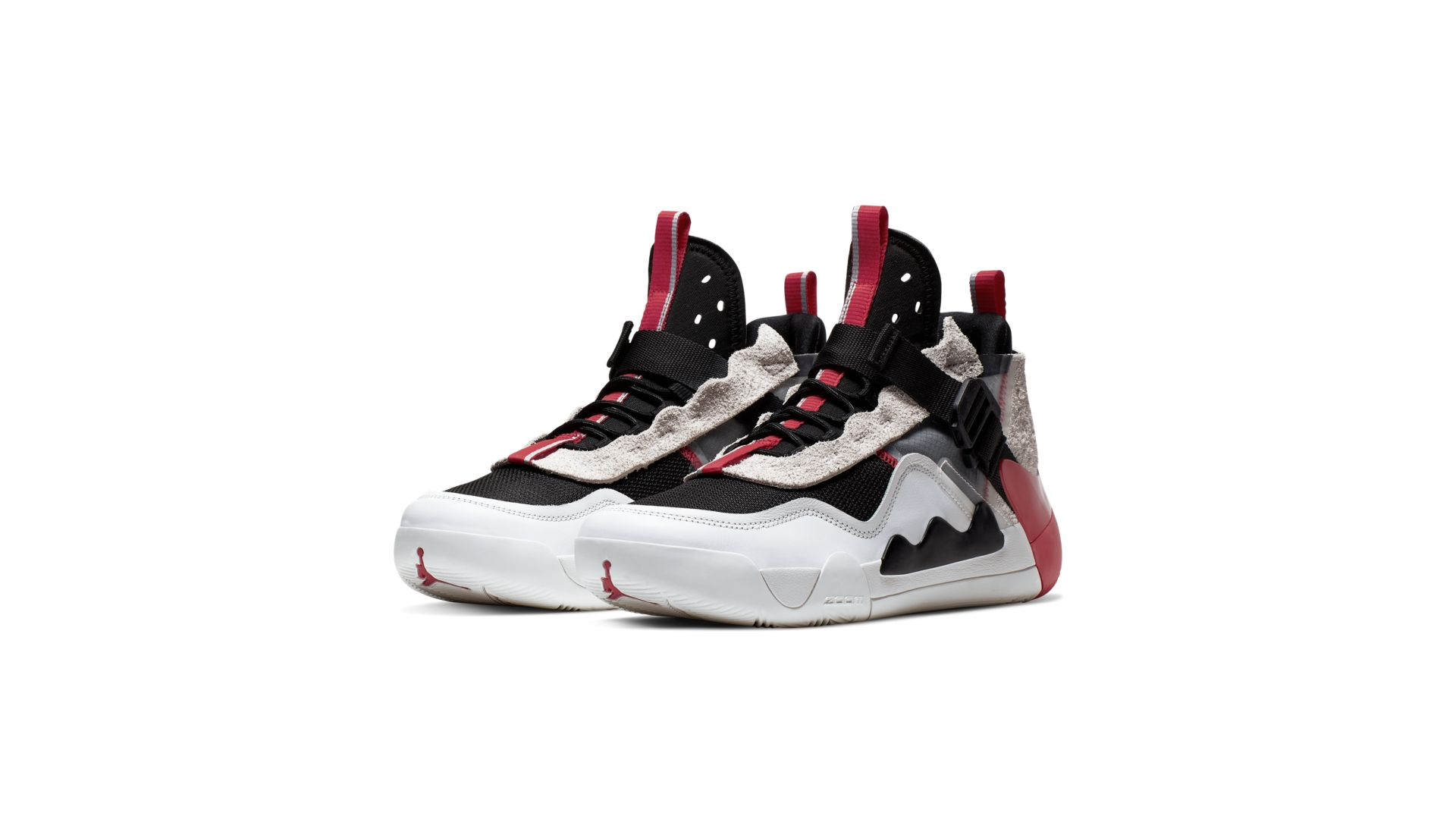 Jordan Defy White Black Red (CJ7698-106)