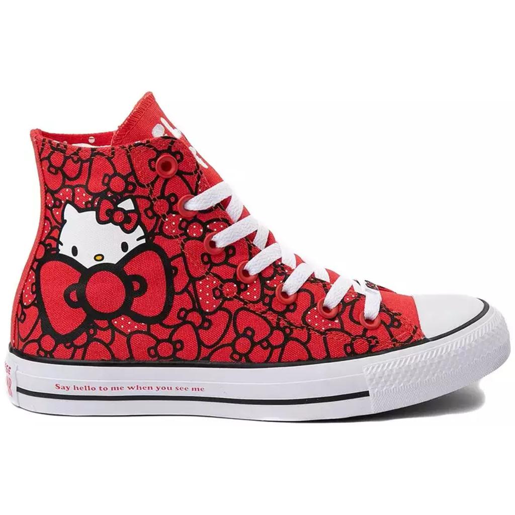 Converse Chuck Taylor All-Star Hi Hello Kitty Bows