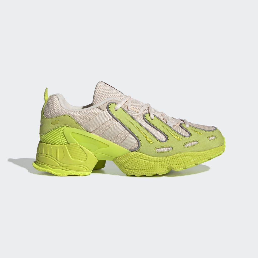 adidas EQT Gazelle Linen Semi Solar Yellow