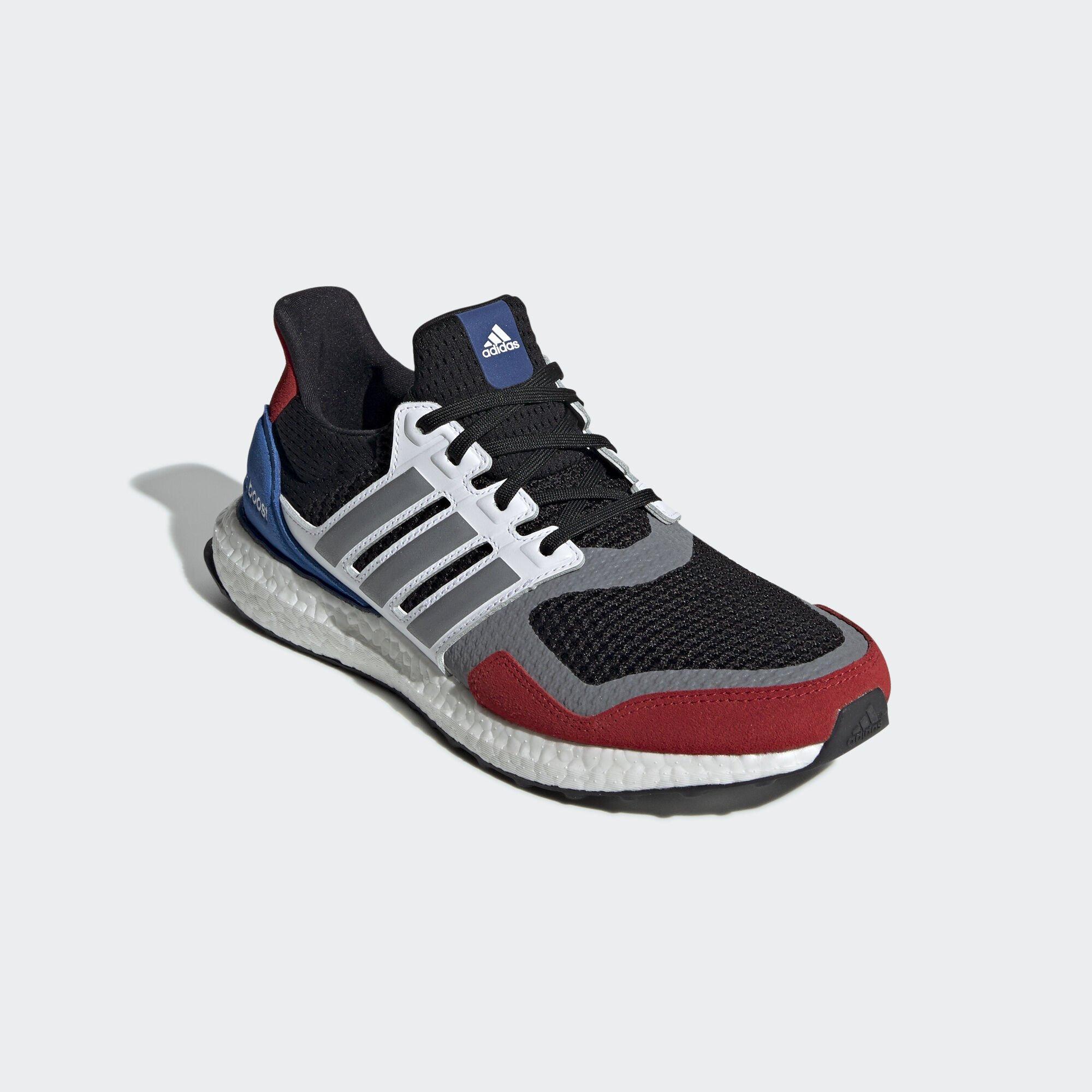 adidas Ultra Boost SL Black Red Blue (EF1360)