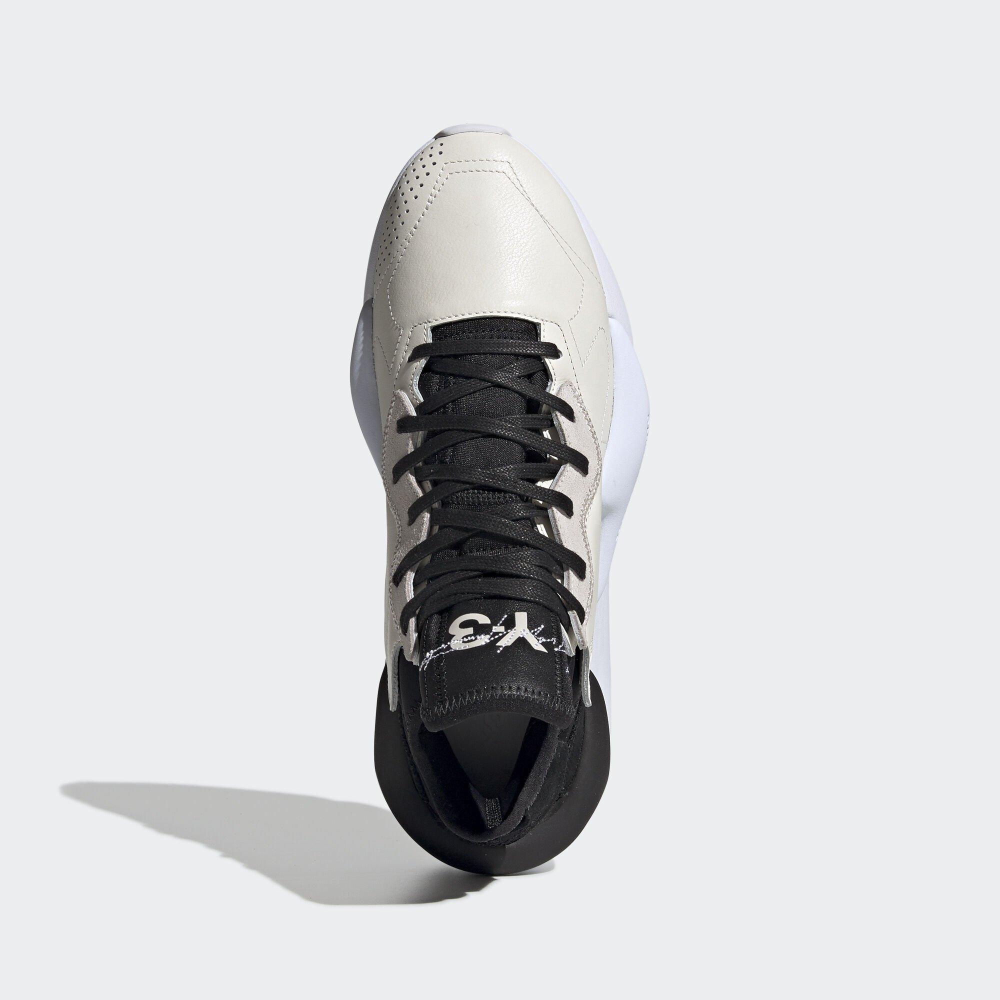 adidas Y-3 Kaiwa Black White Sole (EF2546)