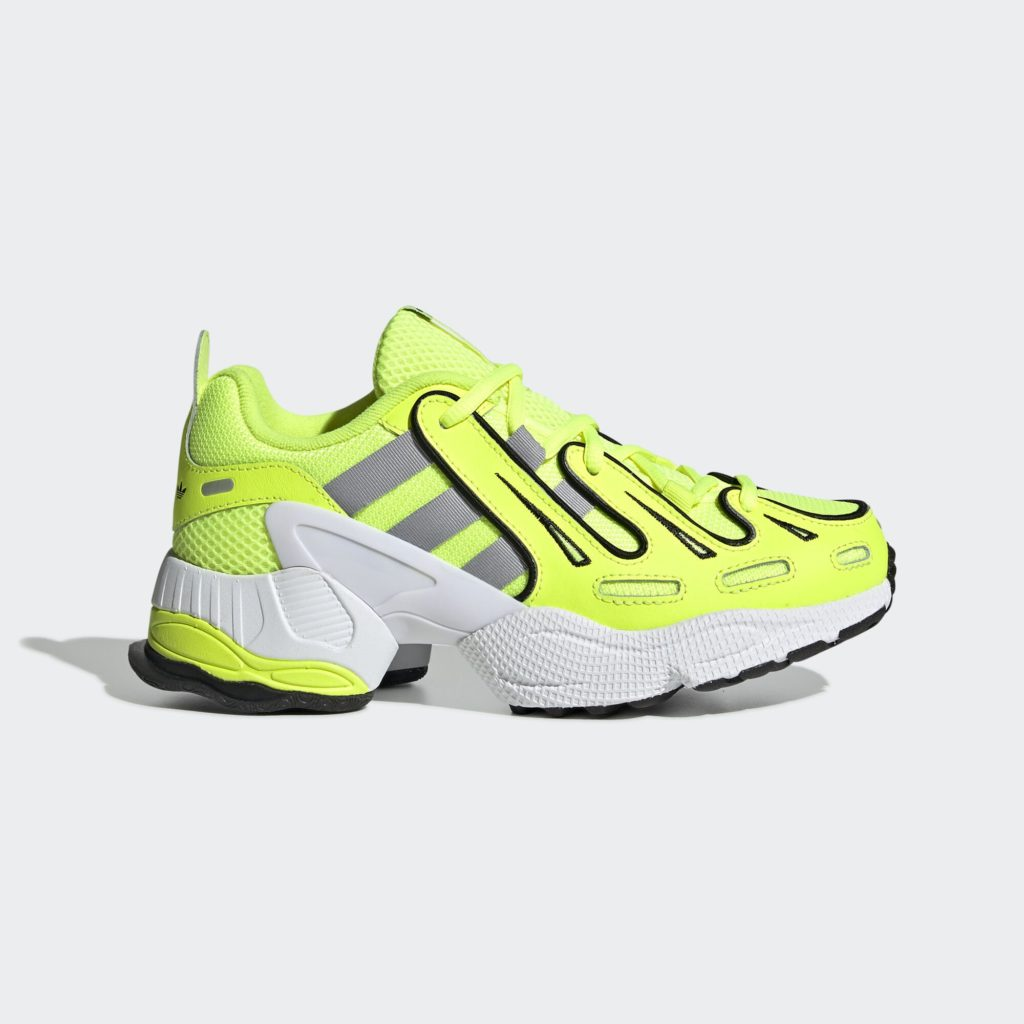 adidas EQT Gazelle Solar Yellow (GS)