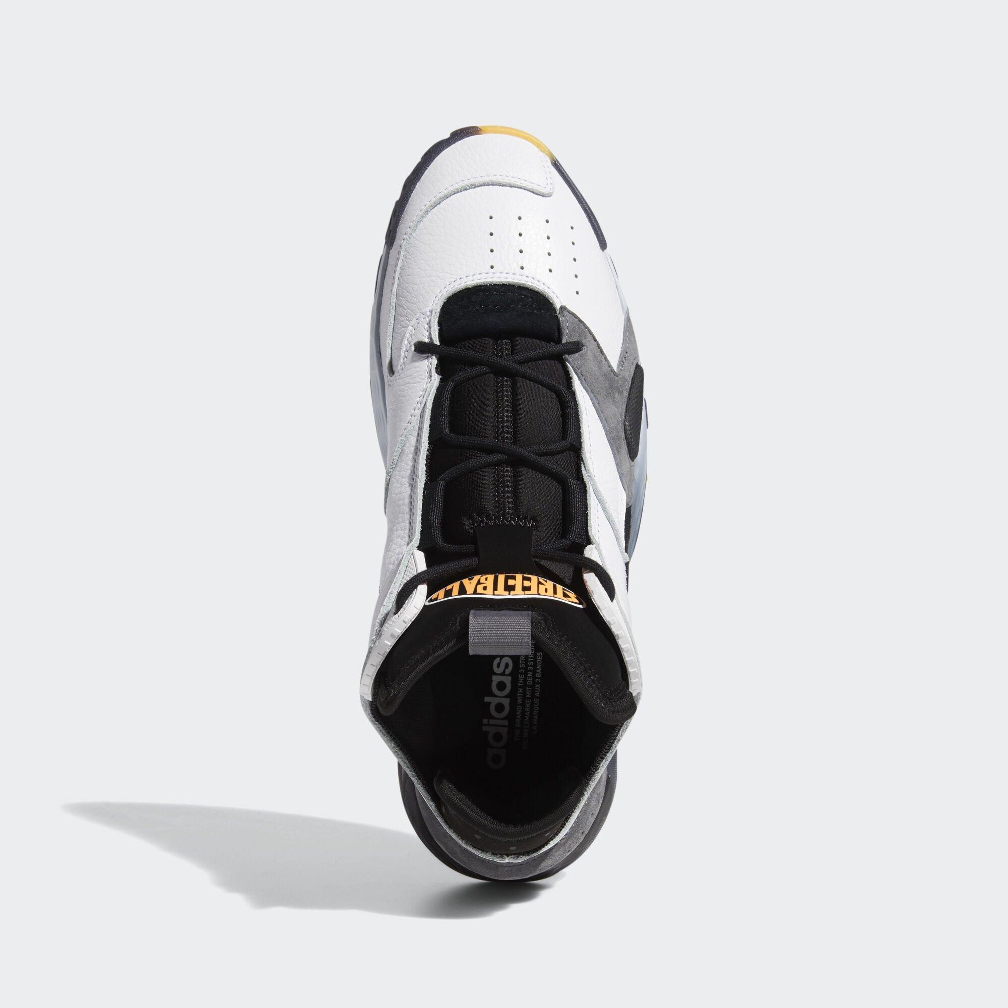 adidas Streetball White Black (EF9597)