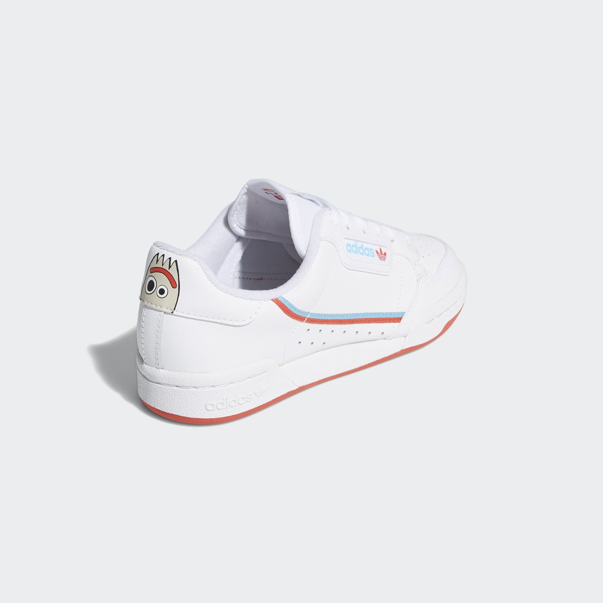 adidas Continental 80 Toy Story 4 Forky (GS) (EG7313)