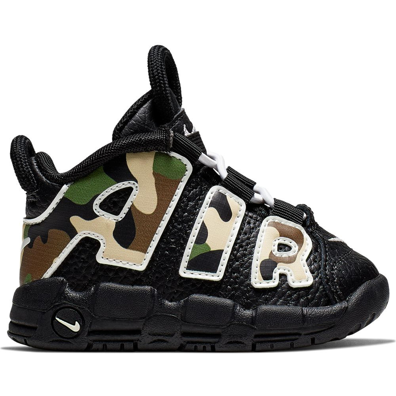 Nike Air More Uptempo 96 Camo (TD) (CJ0932-001)