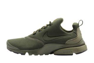 Nike Presto Fly SE (derood/creme/zwart)