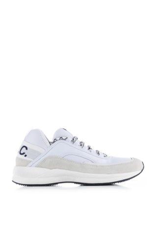 A.P.C. Run Around Sneakers White