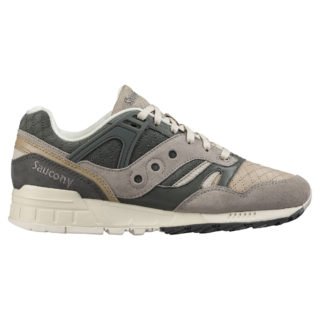 Saucony Grid SD Quilted Charcoal