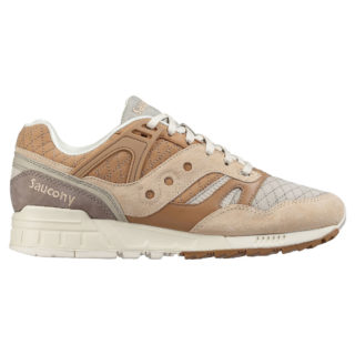 Saucony Grid SD Quilted Tan