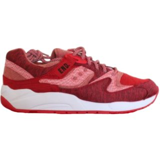 """Saucony Grid 9000 End """"Red Noise"""""""