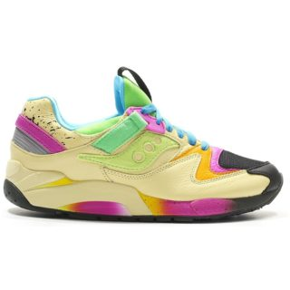 """Saucony Grid 9000 Shoe Gallery """"Locals Only"""""""