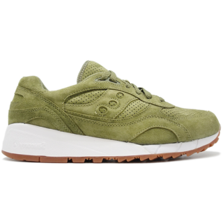 Saucony Shadow 6000 Olive Suede (Packer Shoes)
