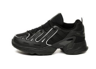 adidas EQT Gazelle (Core Black / Core Black / Crystal White)
