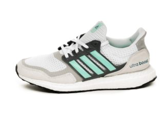 adidas Ultra Boost S&L W (Ftwr White / Bahia Mint / Grey One)