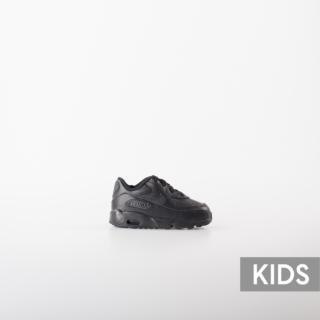 nike-air-max-90-leather-td-sneakers-baby-zwart_28536