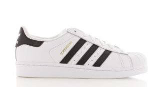 Adidas adidas Superstar Wit/Zwart Croco Dames
