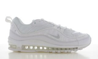 Nike  Air Max 98 Wit Heren