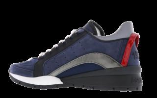 551 Sneaker Seasonal Blauw