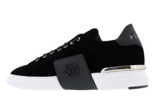 Low Top Statement Zwart