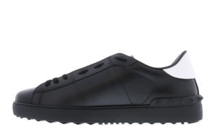 Sneaker Open VLTN Zwart