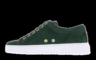 LT01 Waxed Money Green Groen