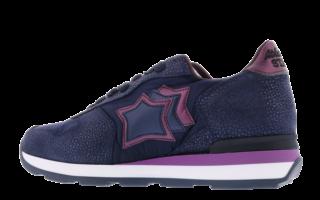 Atlantic Stars Vega Sneaker Blauw
