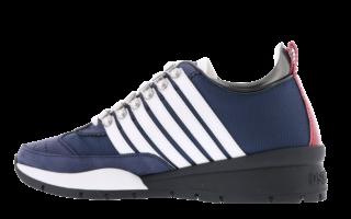 251 FW19 Sneaker Blauw