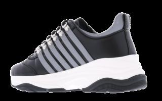 251 Bumpy Sneaker Zwart