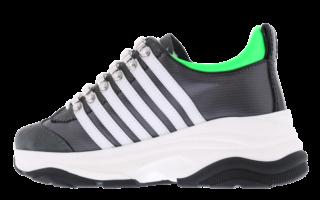 251 Bumpy Sneaker Grijs