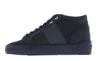 Android Homme Propulsion Mid S Blauw