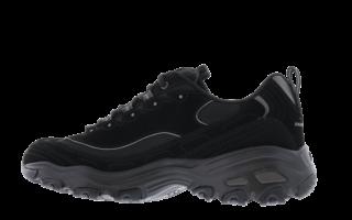 D'Lites Retro Sneaker Zwart