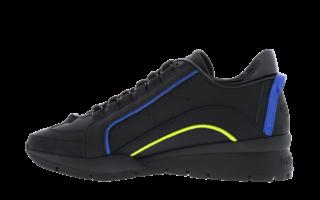 551 Sneaker Seasonal Special M Zwart