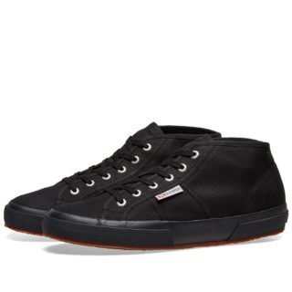 Superga 2754 Cotu Mid (Black)