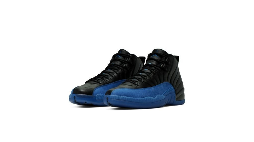 Jordan 12 Retro Black Game Royal