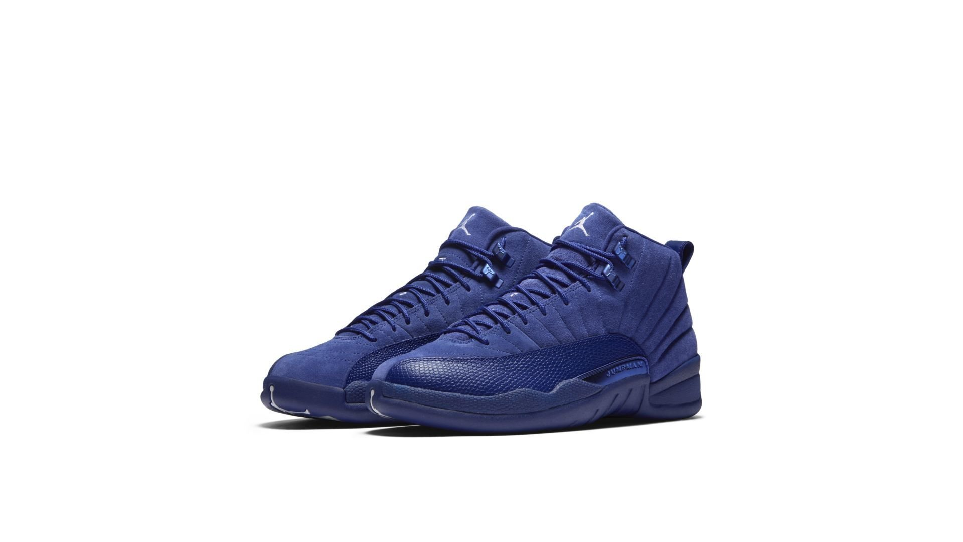 Jordan 12 Retro Deep Royal Blue (130690-400)