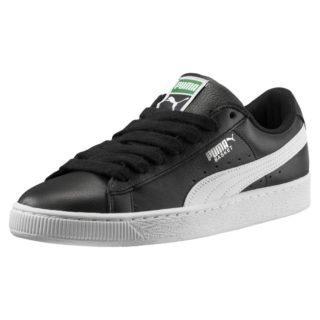 Basket Classic LFS Shoes (Zwart/Wit)