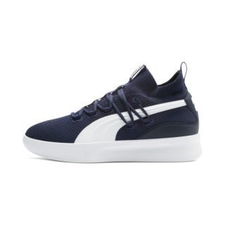 Clyde Court Basketball Shoes (Blauw)