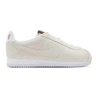 Nike Off-White Stranger Things Edition Classic Cortez Sneakers