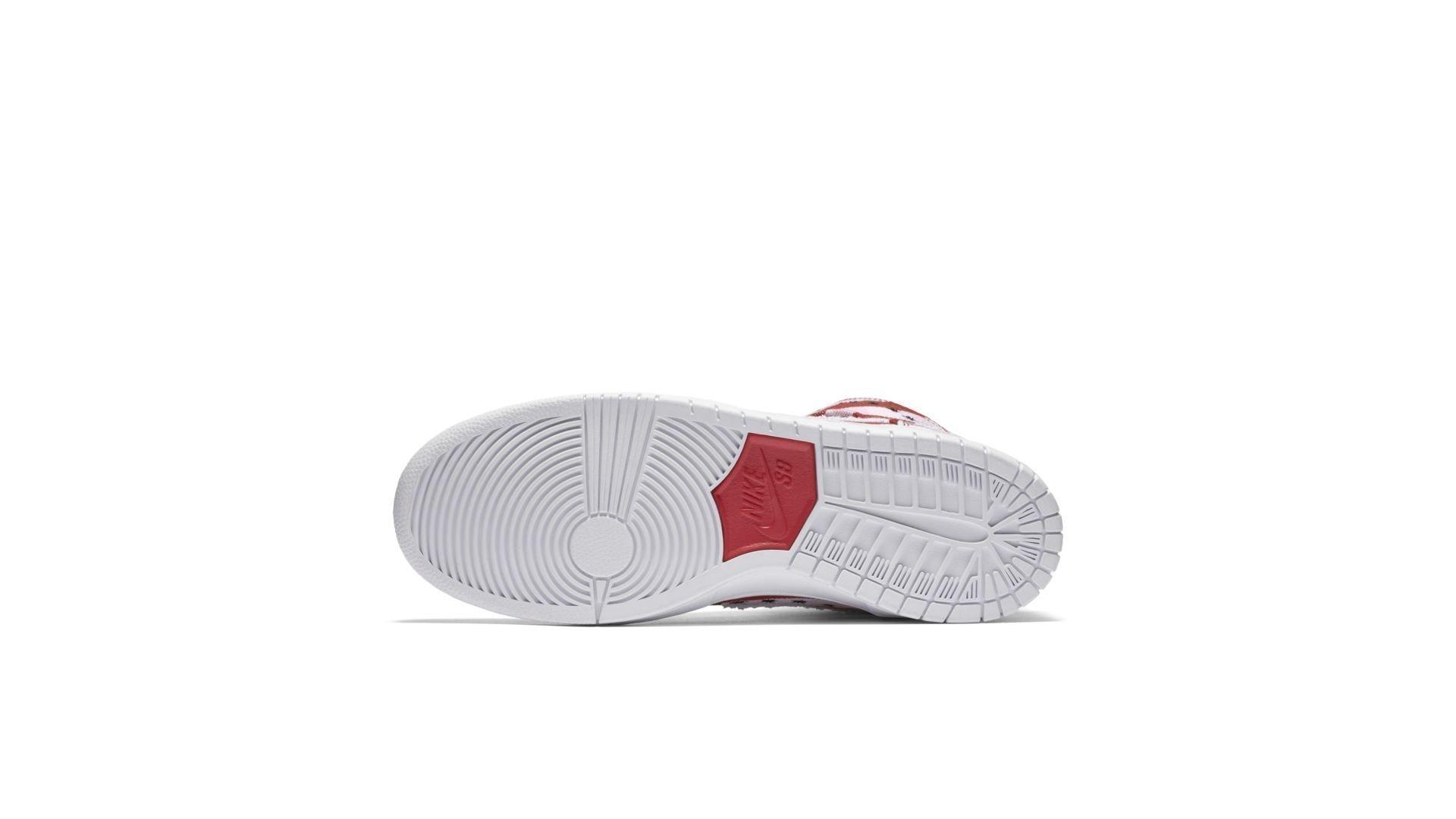 Nike SB Dunk High Picnic (305050-610)