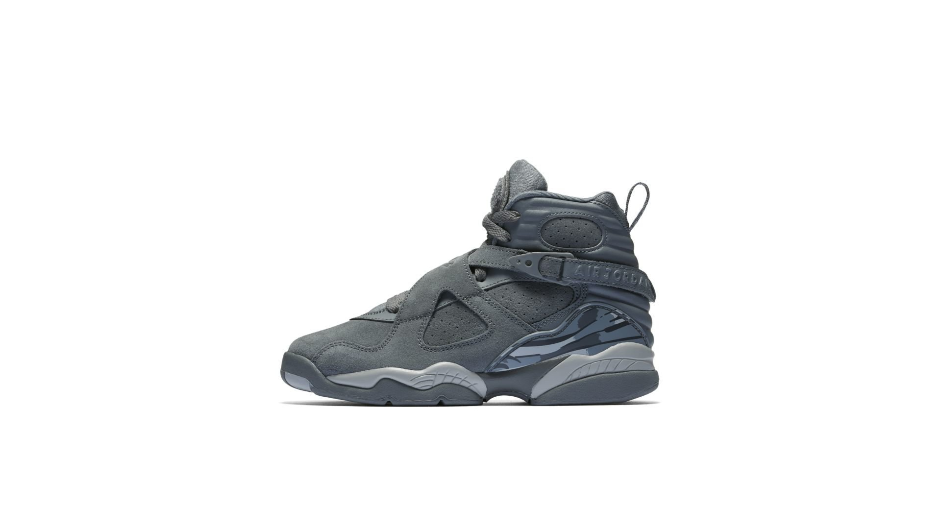 Jordan 8 Retro Cool Grey (GS) (305368-014)
