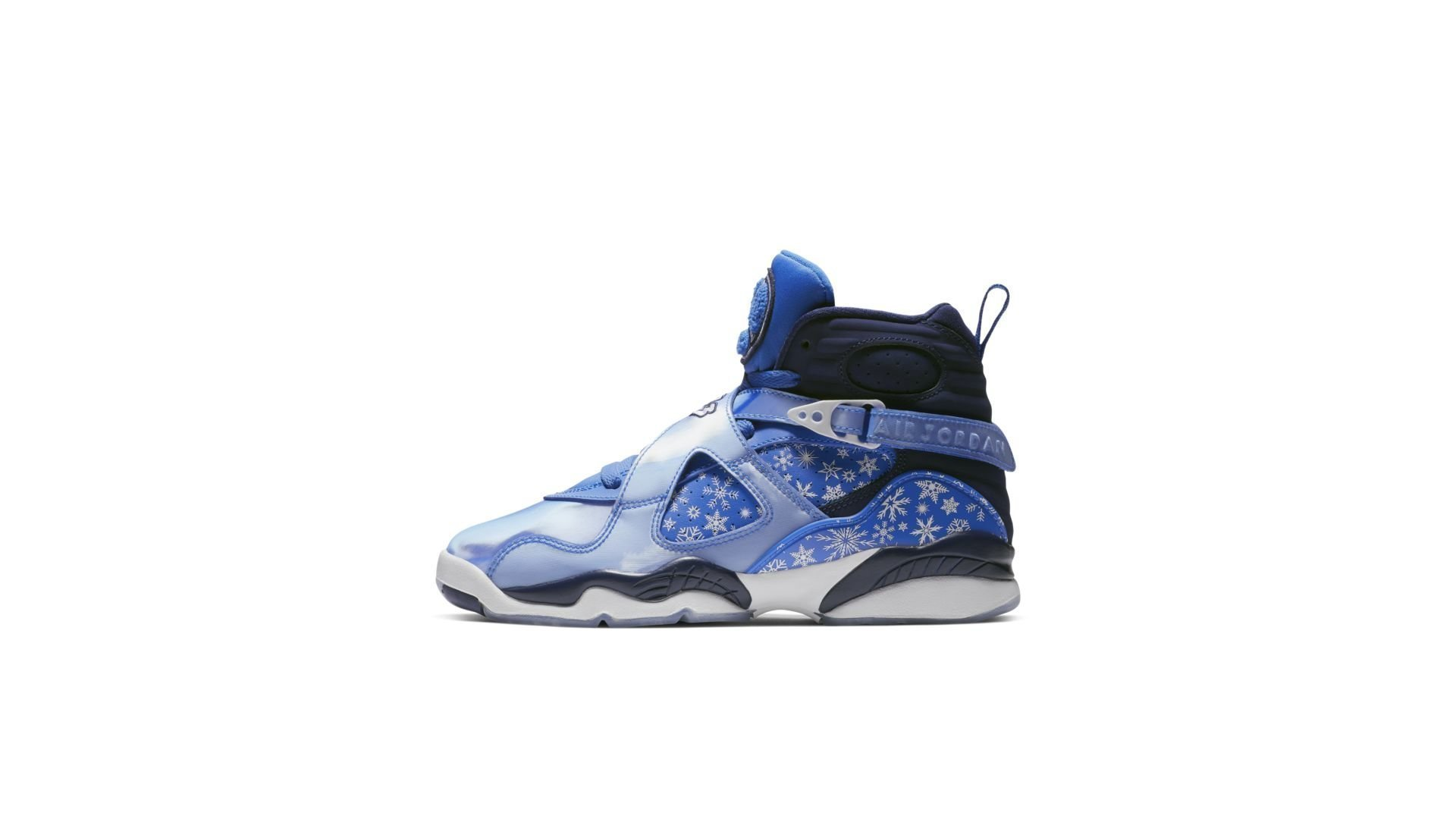 Jordan 8 Retro Snow Blizzard (GS) (305368-400)