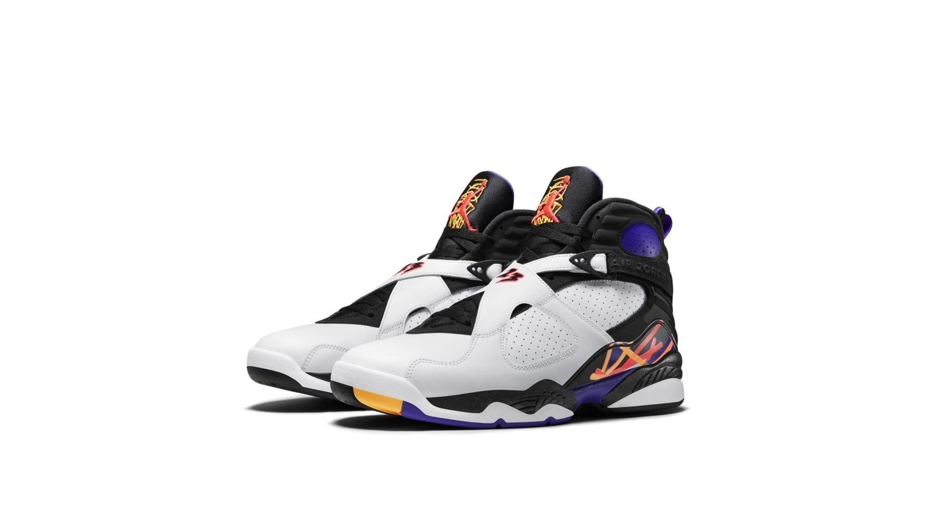 Jordan 8 Retro Three Peat (305381-142)