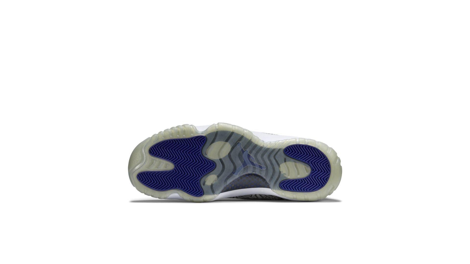 Jordan 11 Retro Low IE Cobalt (2015) (306008-102)
