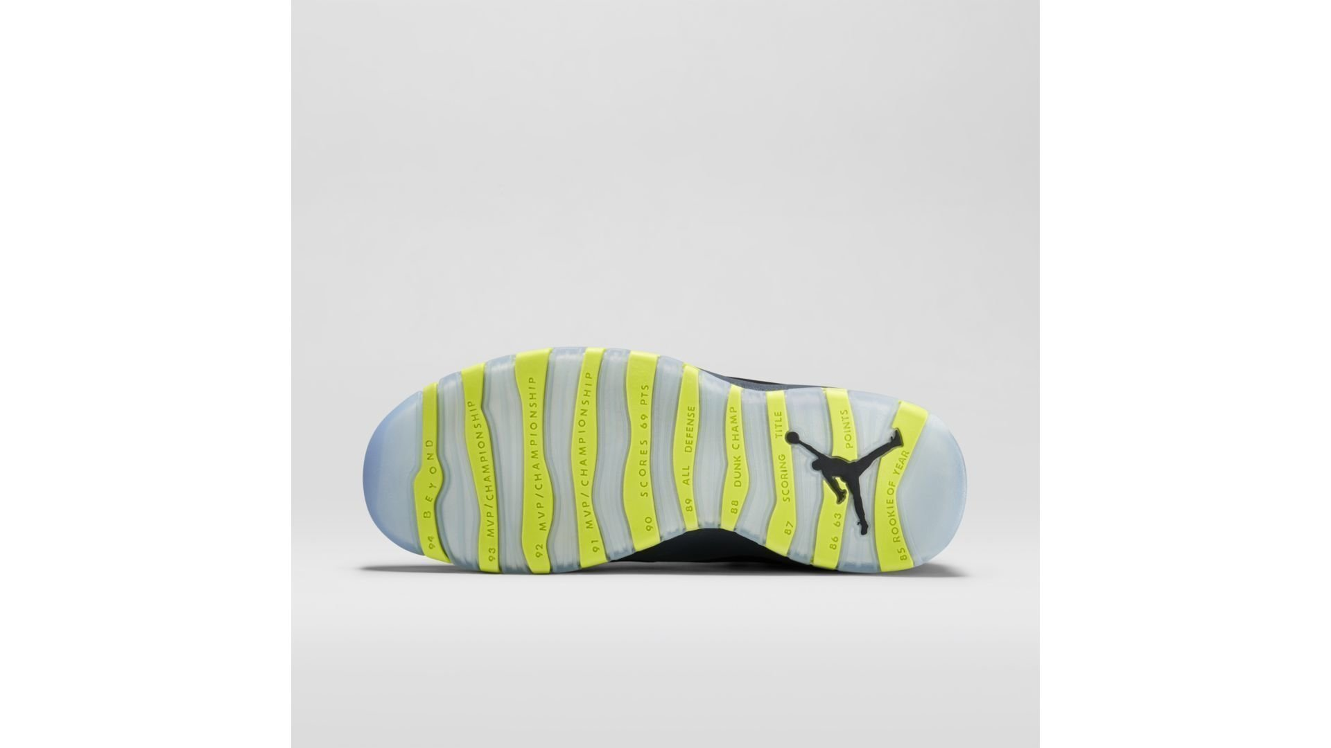 Jordan 10 Retro Venom Green (310805-033)