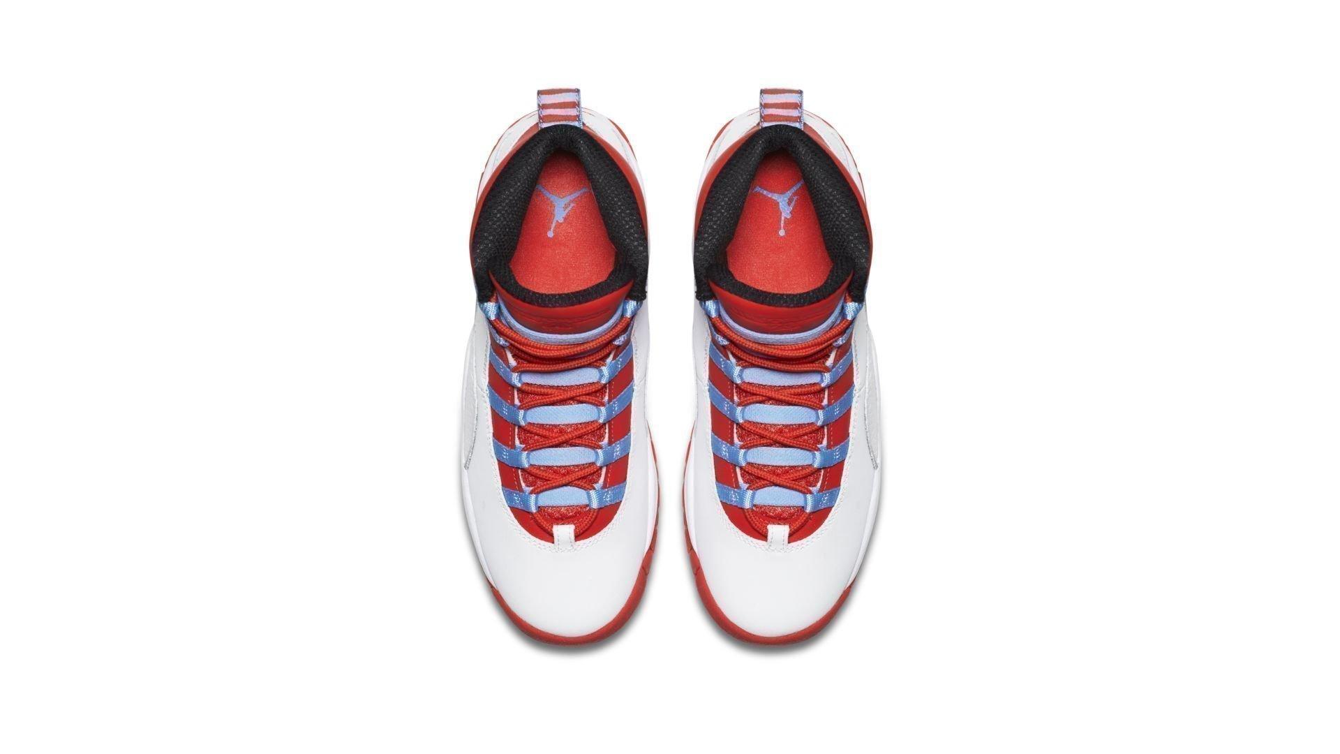 Jordan 10 Retro Chicago Flag (GS) (310806-114)