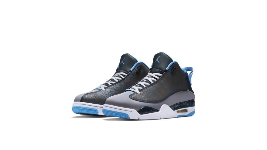 Jordan Dub Zero Wolf Grey University Blue