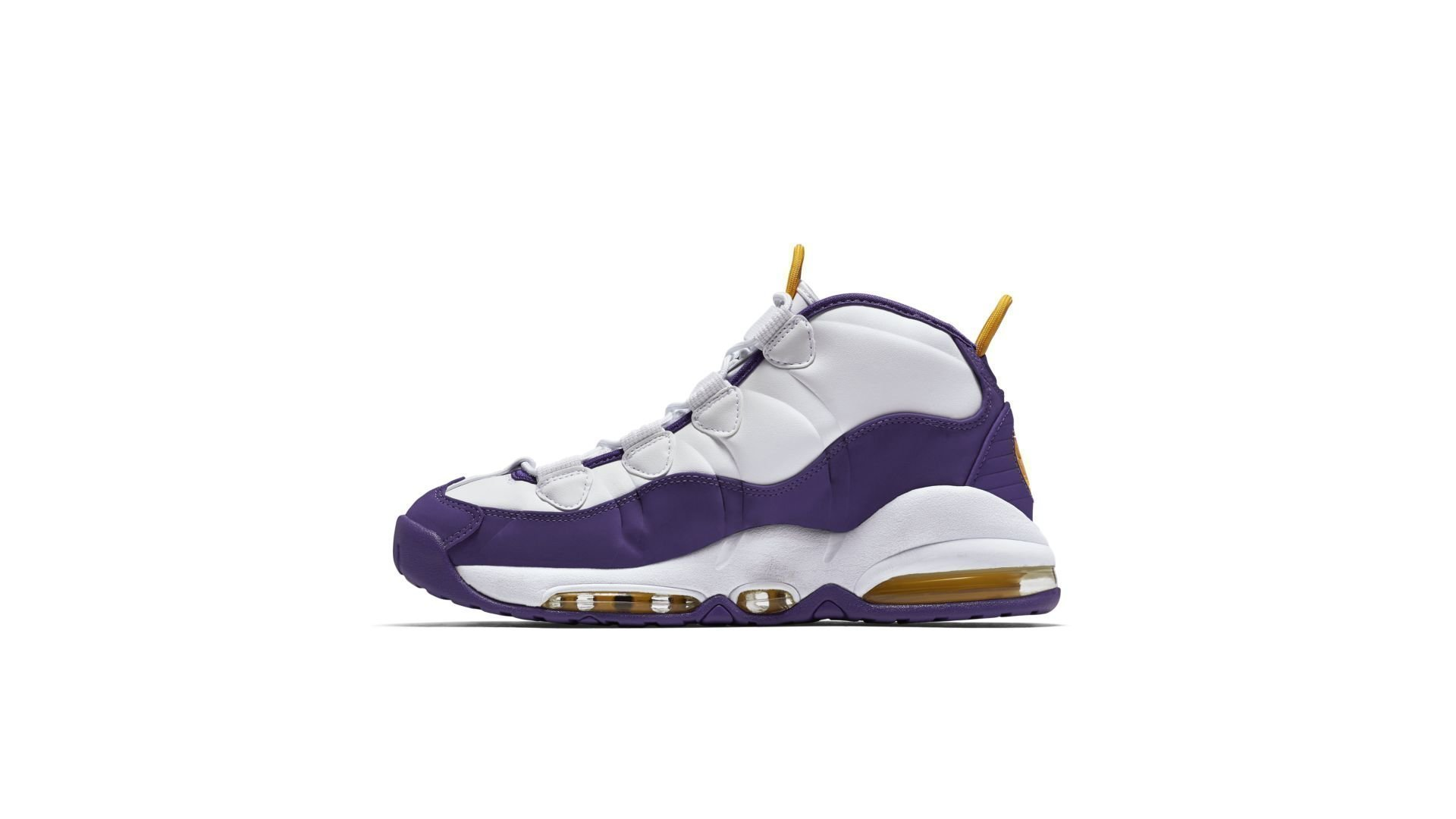 Nike Air Max Uptempo Lakers Derek Fisher (311090-103)