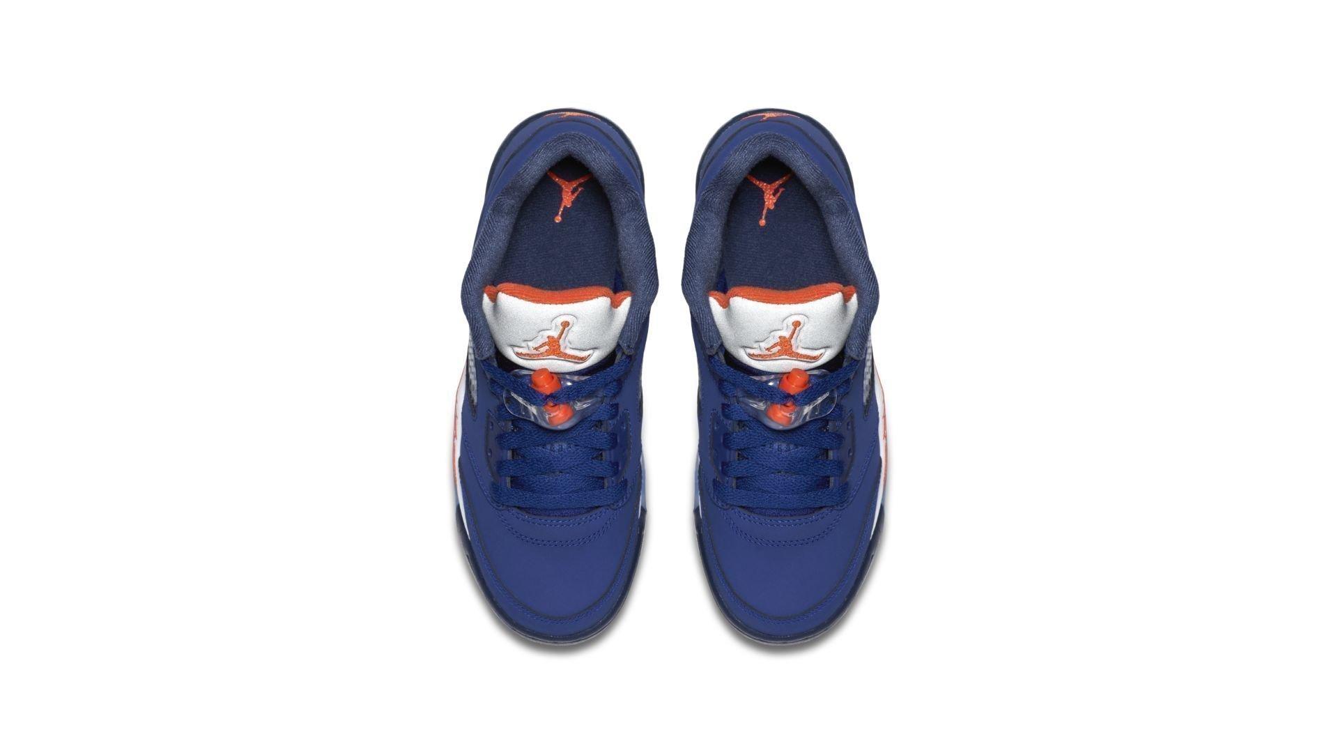 Jordan 5 Retro Low Knicks (GS) (314338-417)