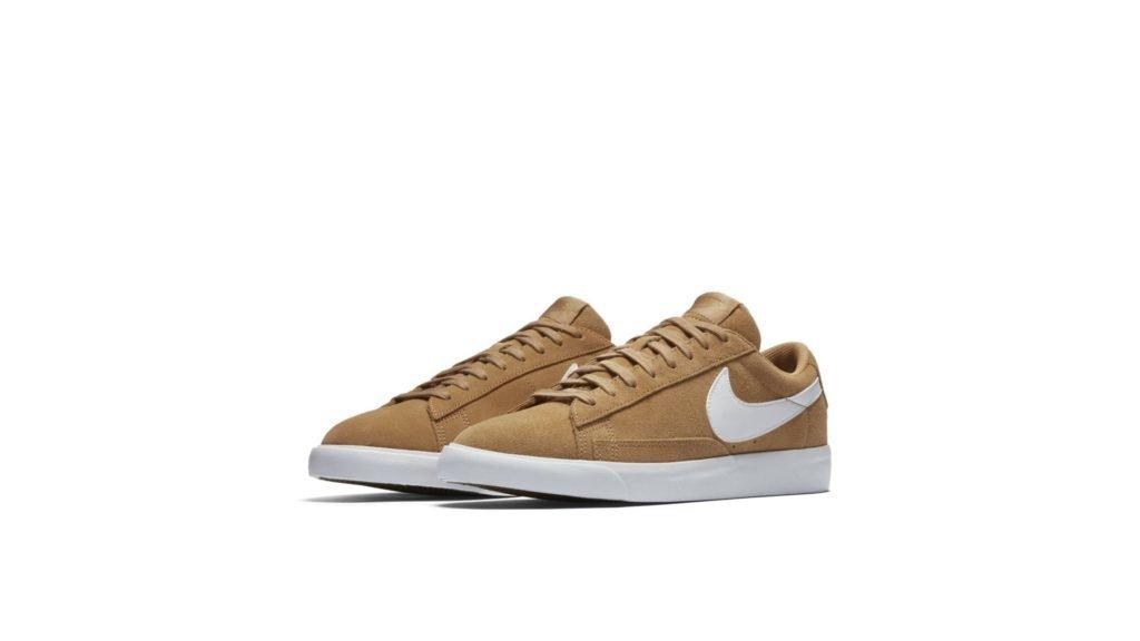 Nike Blazer Low Elemental Gold White